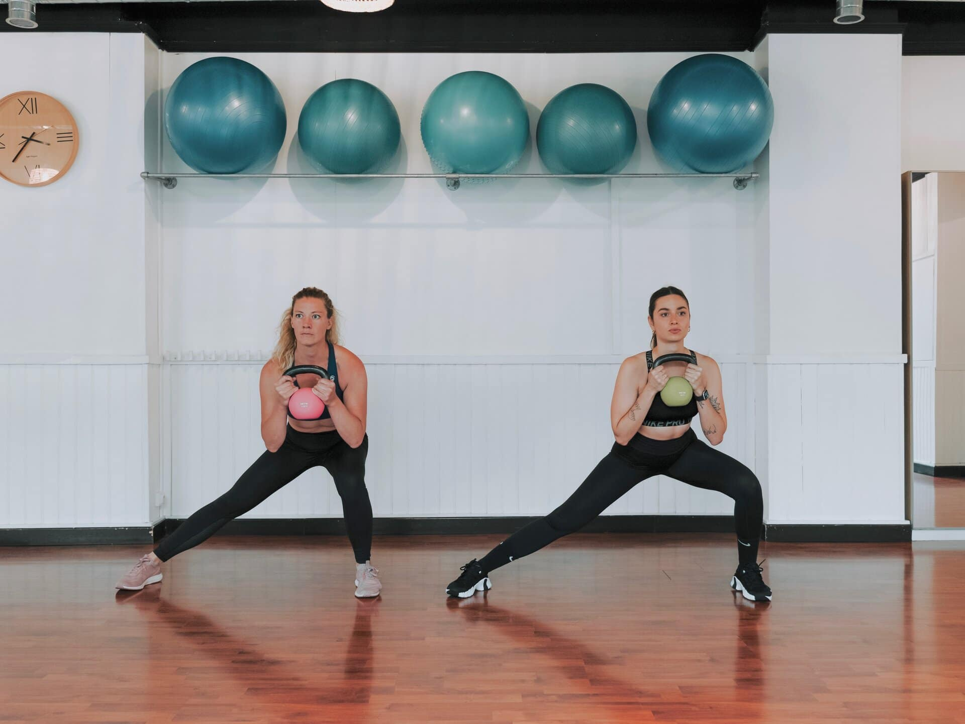 fitness training à Paris 10